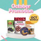 Tong Garden October Snacks bundle (UP: $12.15)